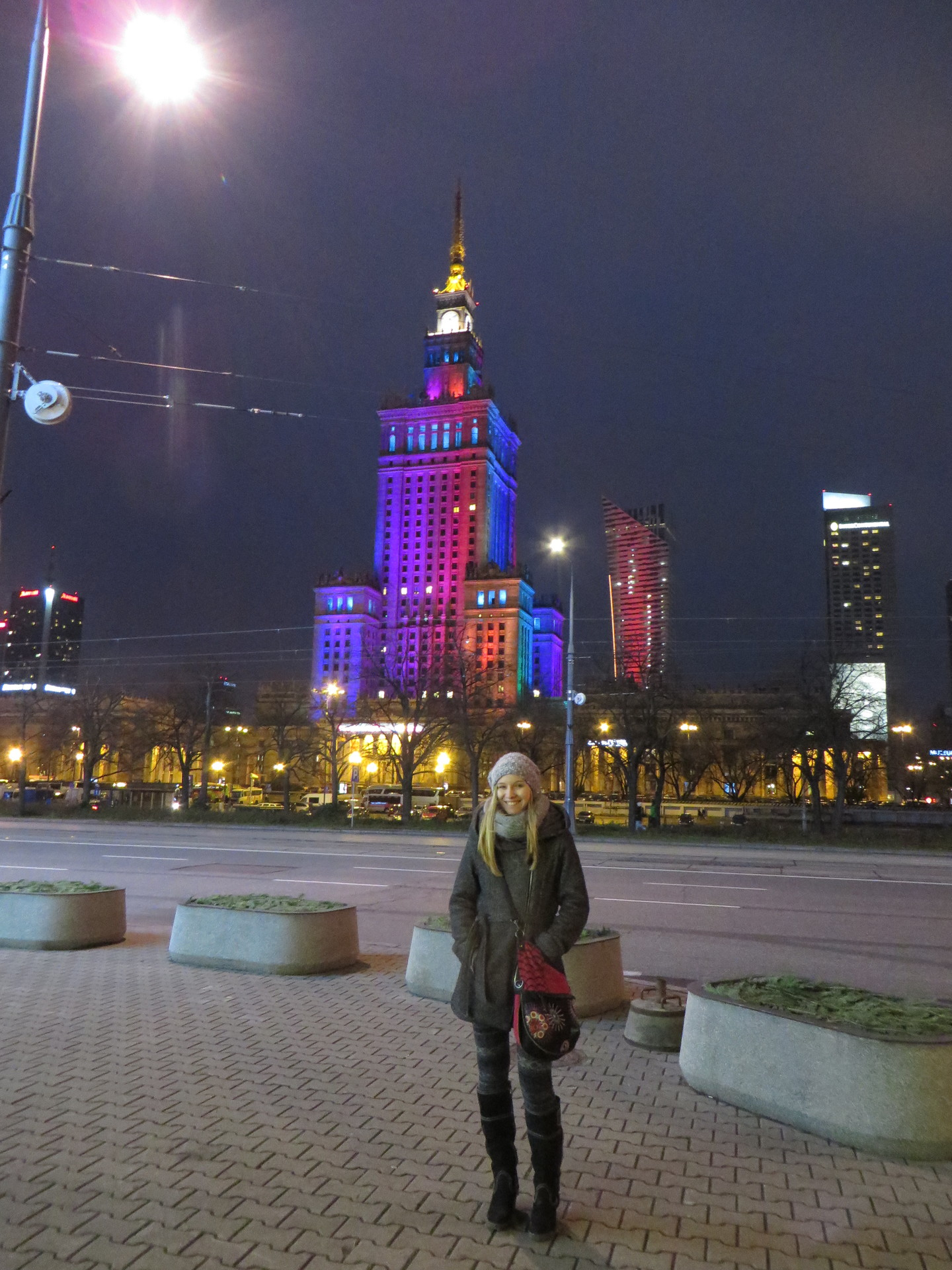 Um fim de semana longe de Paris e da França - viagem a Varsóvia