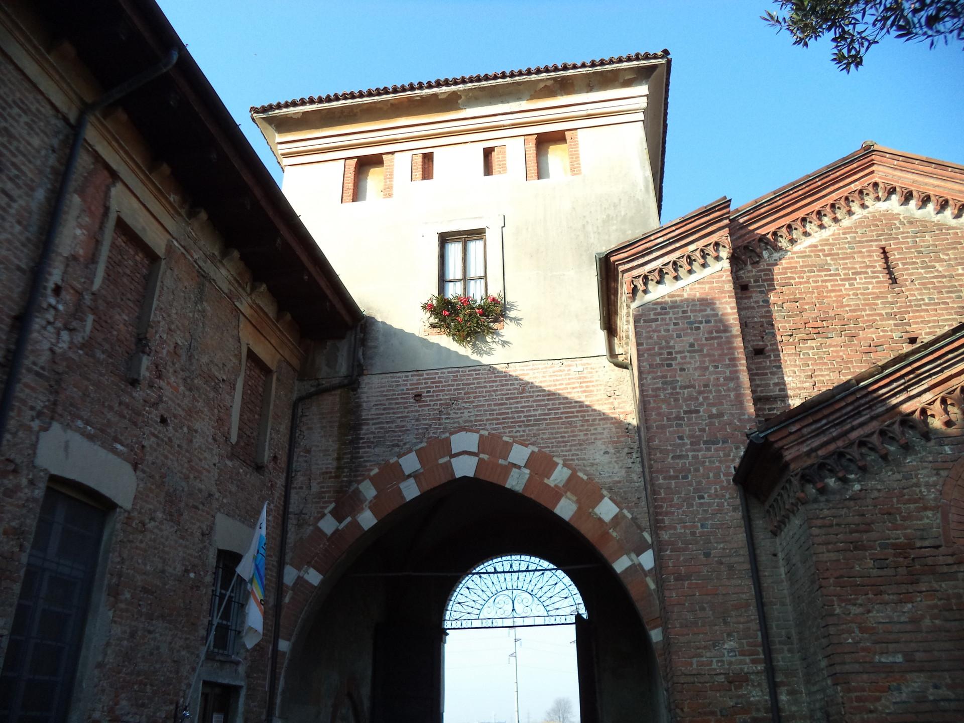 Uma bela Abadia a Sul de Milão!