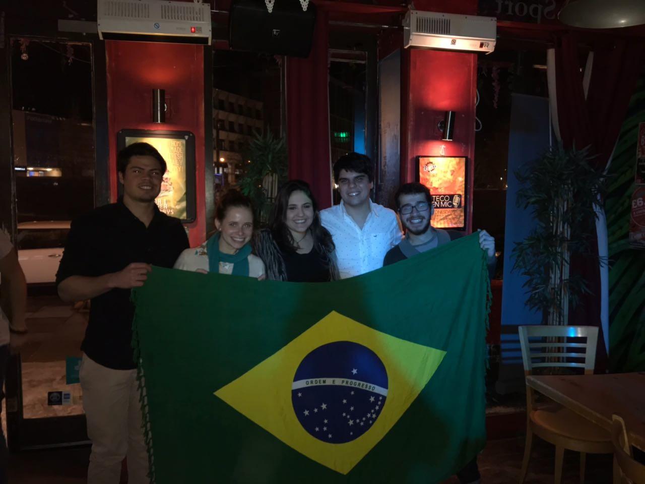 Uma noite brasileira