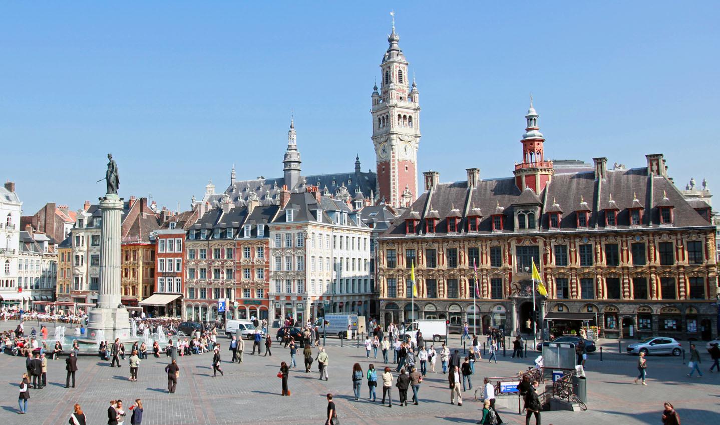 Un an à Lille
