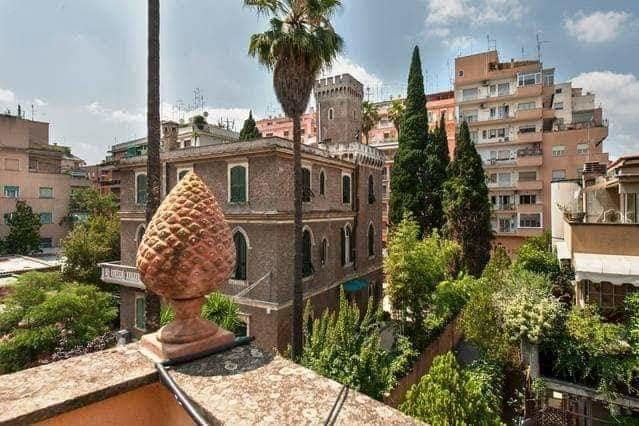 Un Angolo Di Paradiso In Centro A Roma Stanza Con Bagno Privato E Terrazza Ad Uso Esclusivo