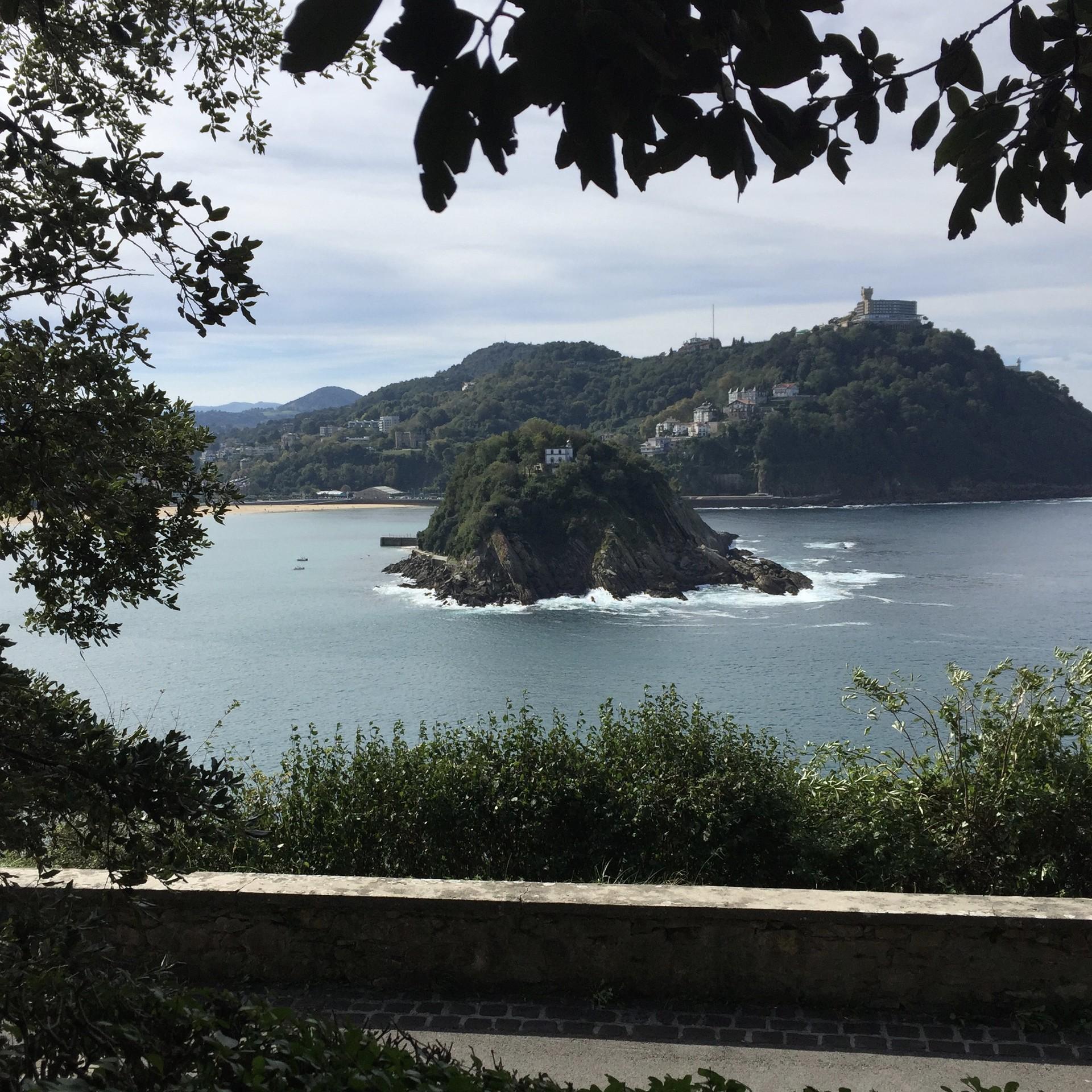 Un après-midi à San Sebastián