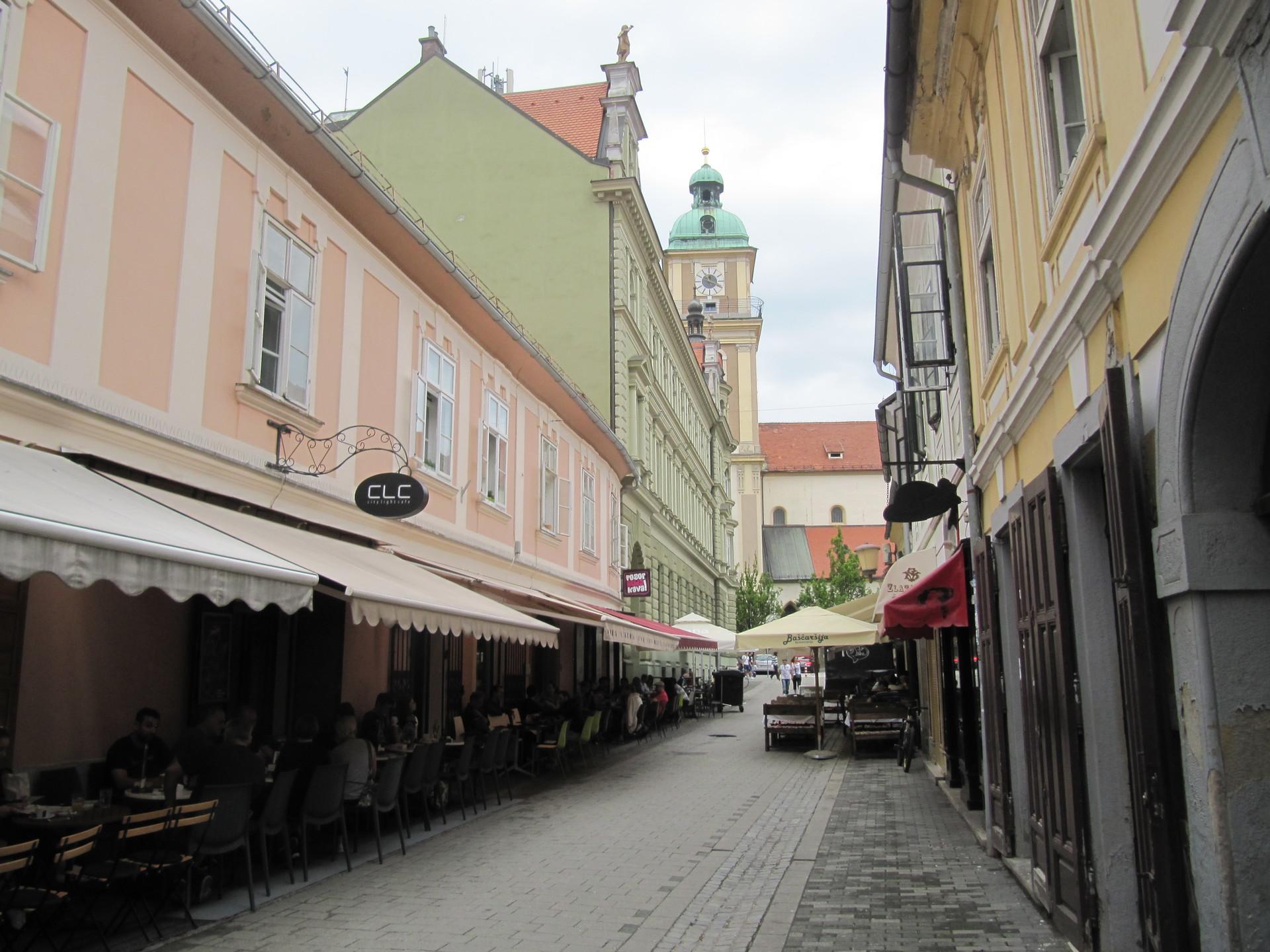 Un avis honnête sur Maribor de la part d'un habitant local