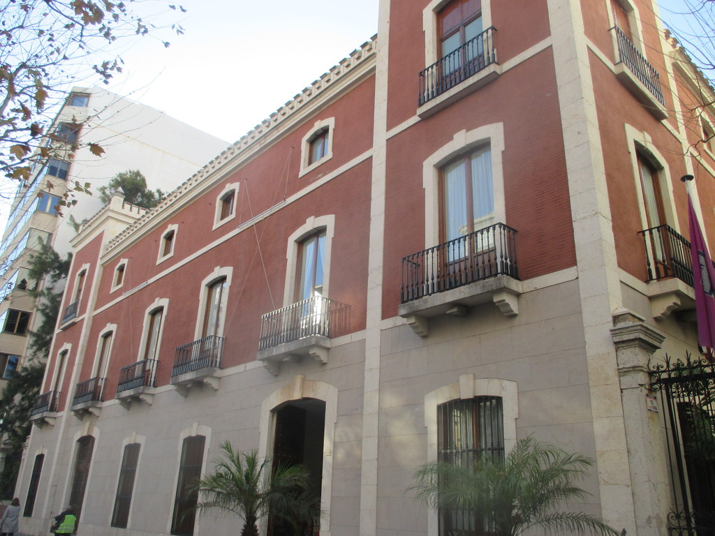 Casa de la marquesa qu ver en gand a - La casa del pintor gandia ...