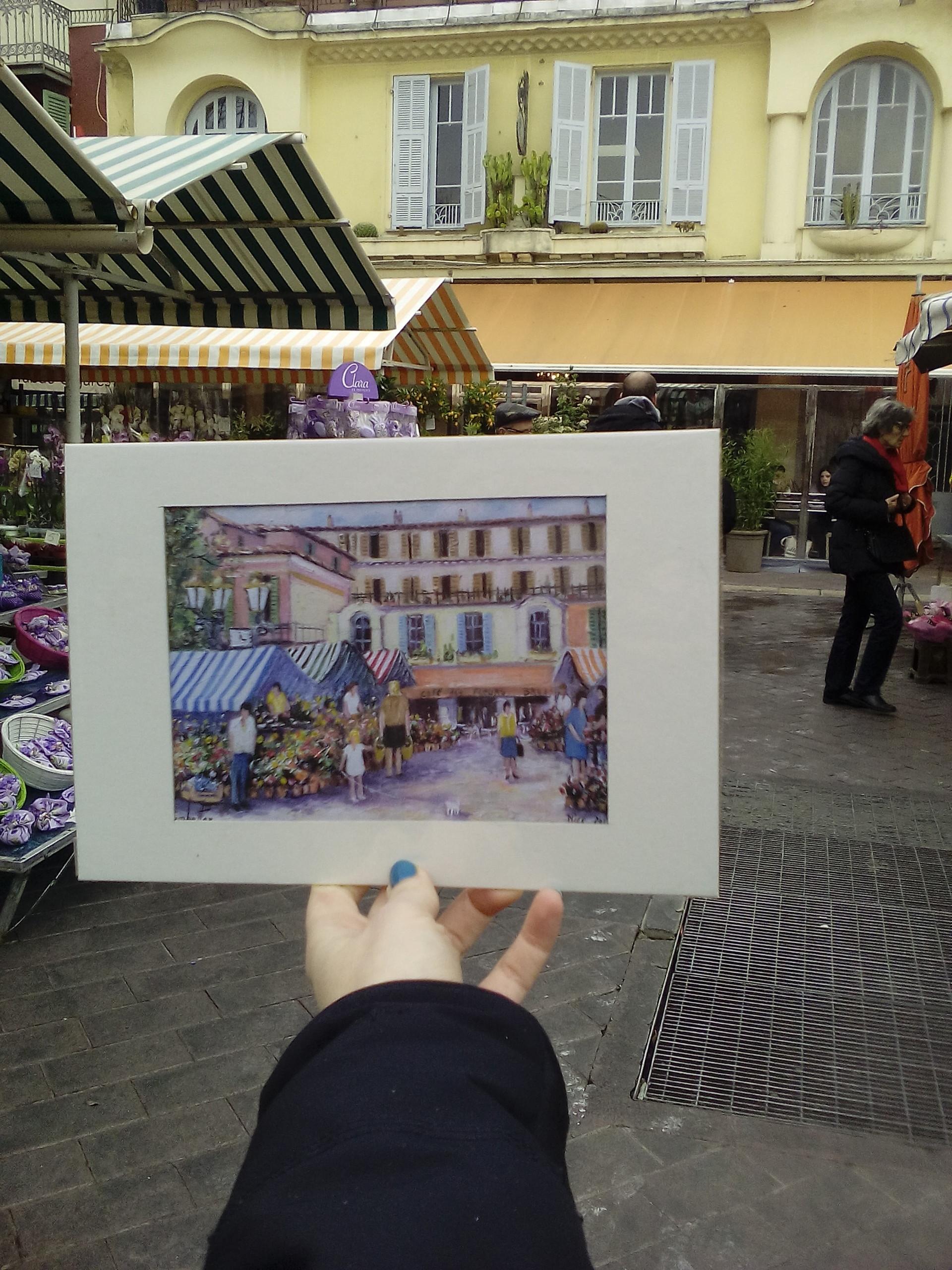 Un buen viaje a Niza