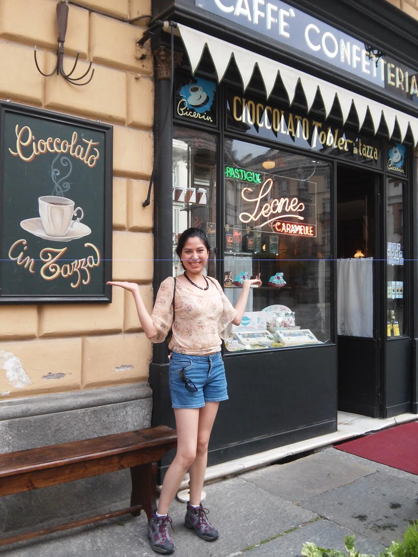 Un café italiano lleno de historia