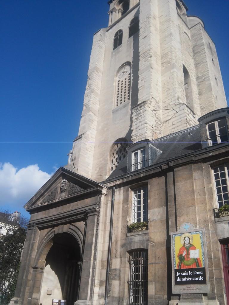 Un concierto en Saint Germain des Près, la iglesia más antigua de París