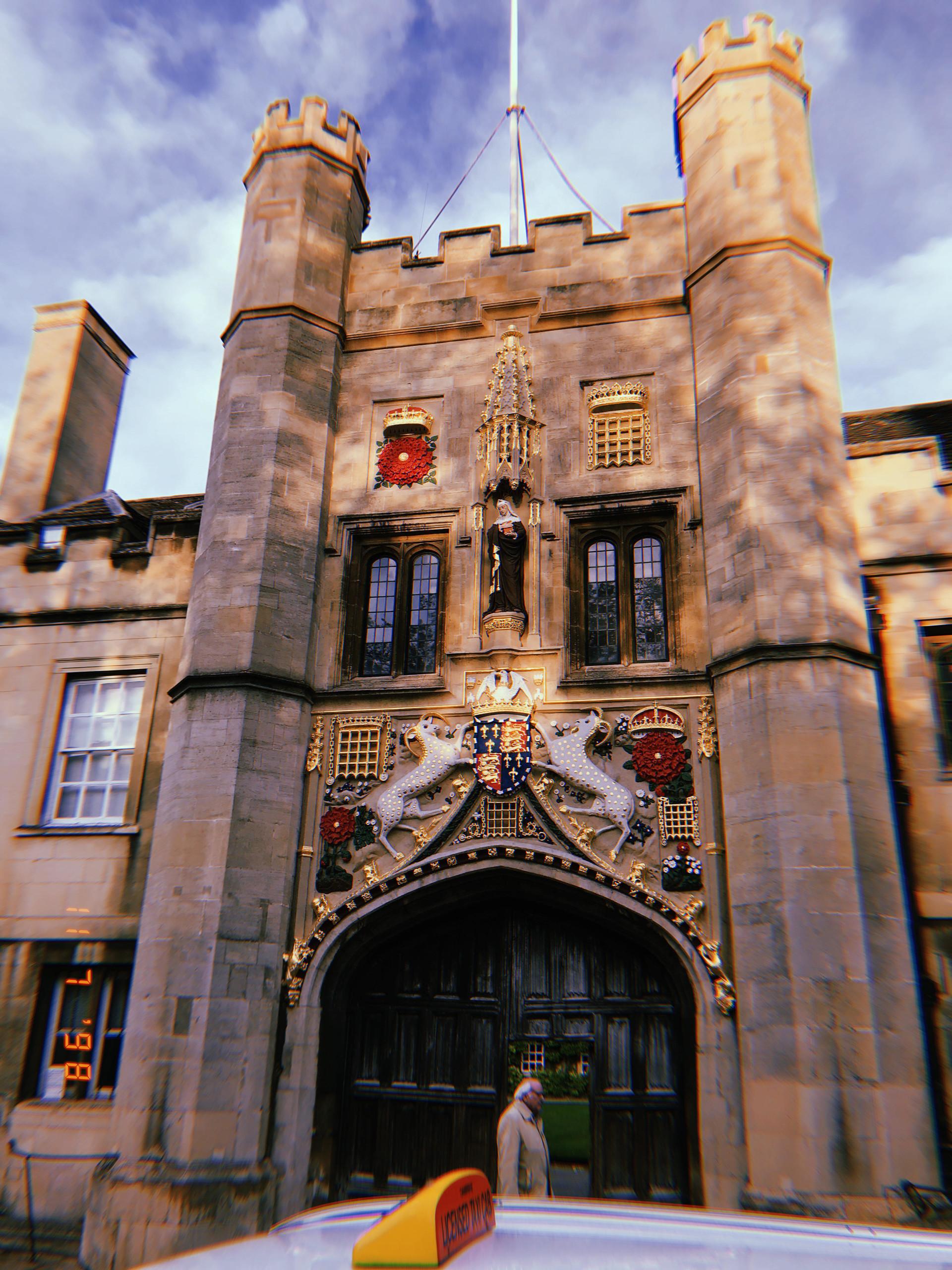Un día como estudiante en la Universidad de Cambridge