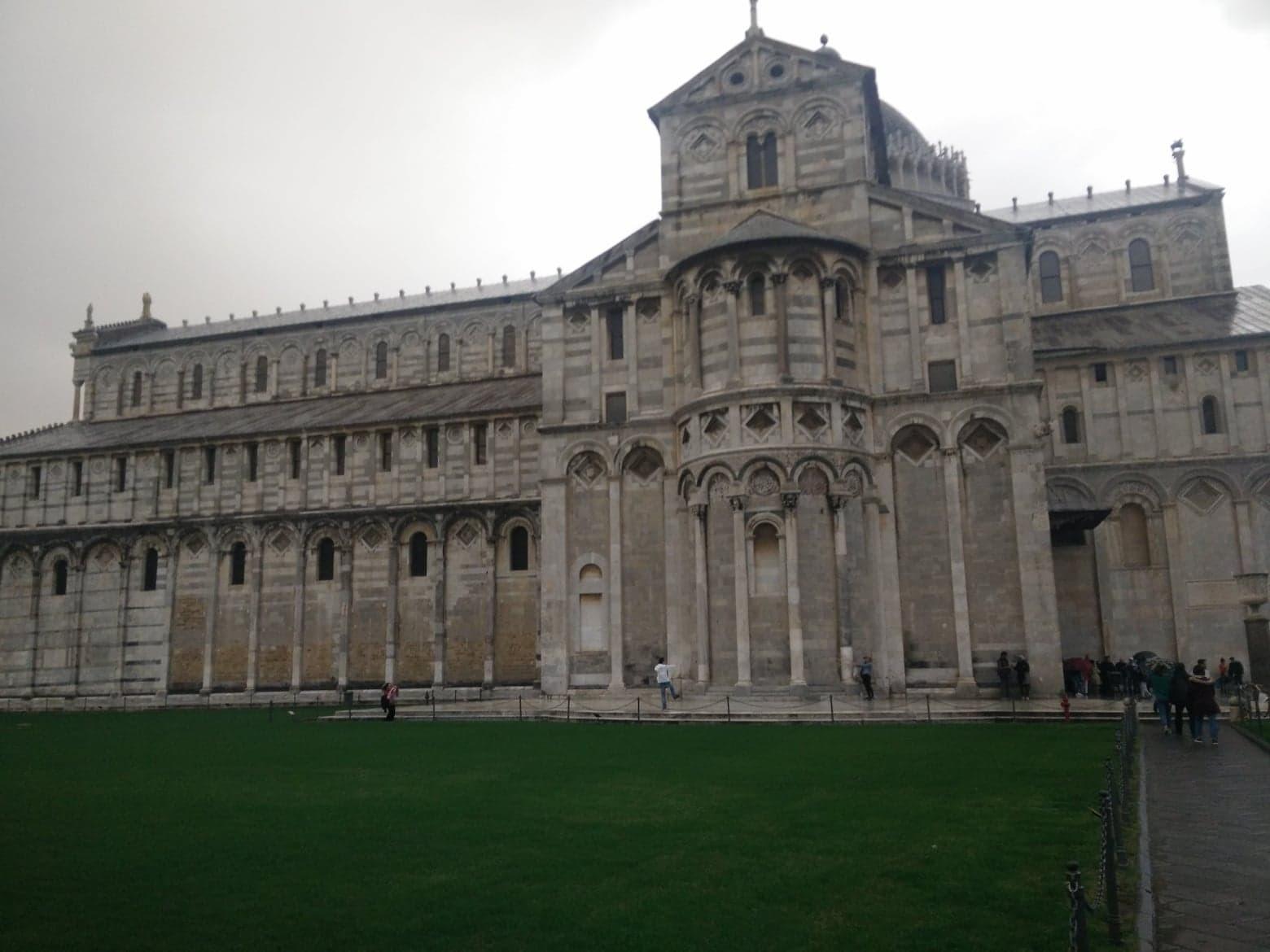 Un día en Pisa