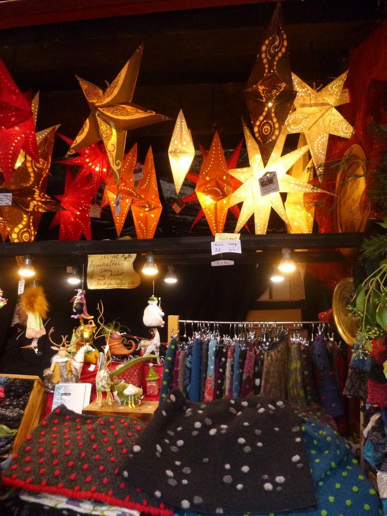 Un fantastico mercatino di Natale