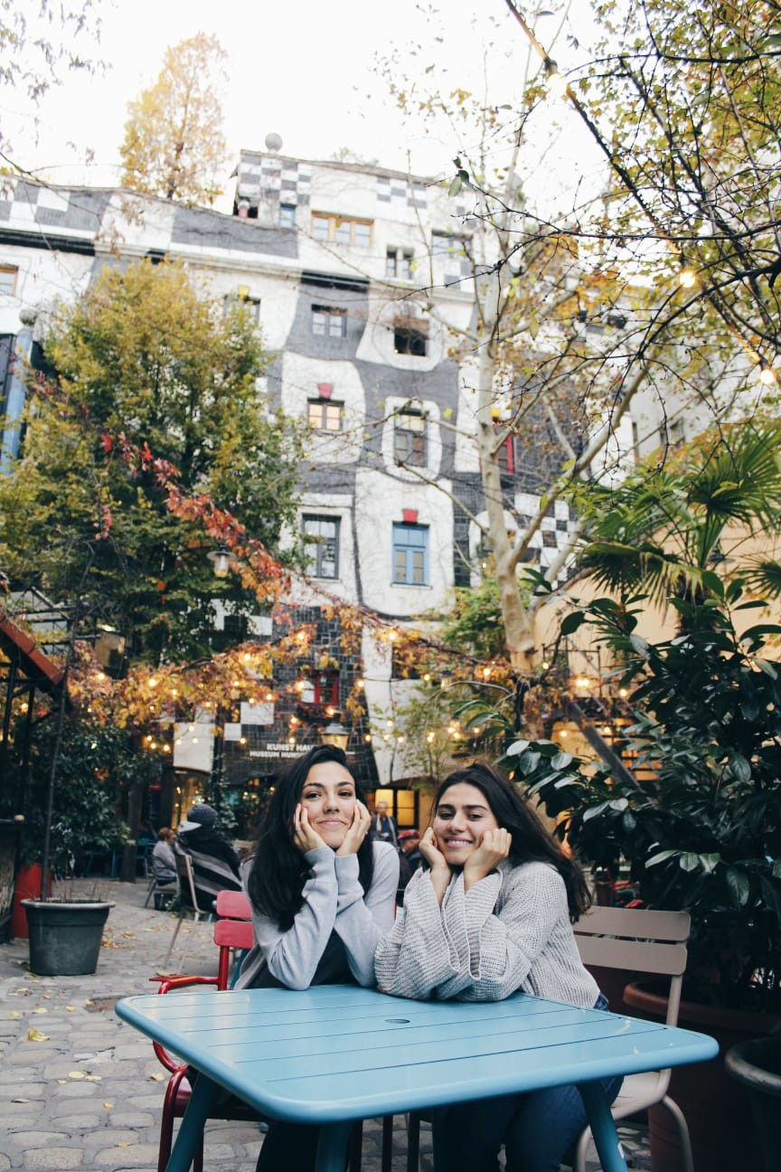 Un giorno a Vienna