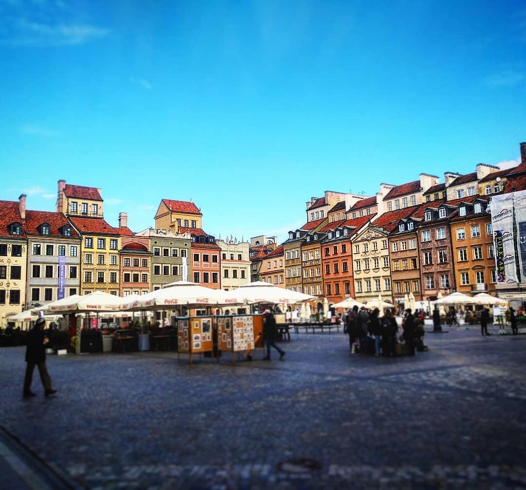 Un giorno a Varsavia