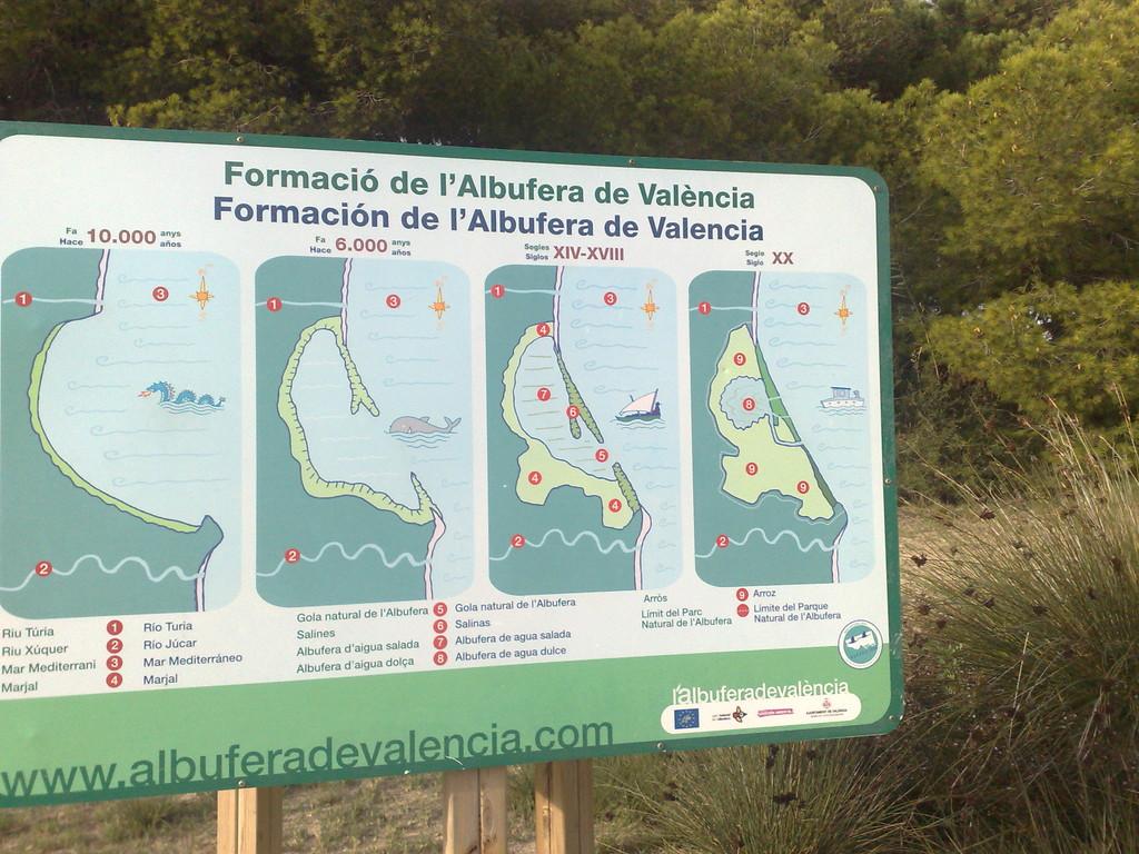 Un lieu unique à côté de la ville de Valence