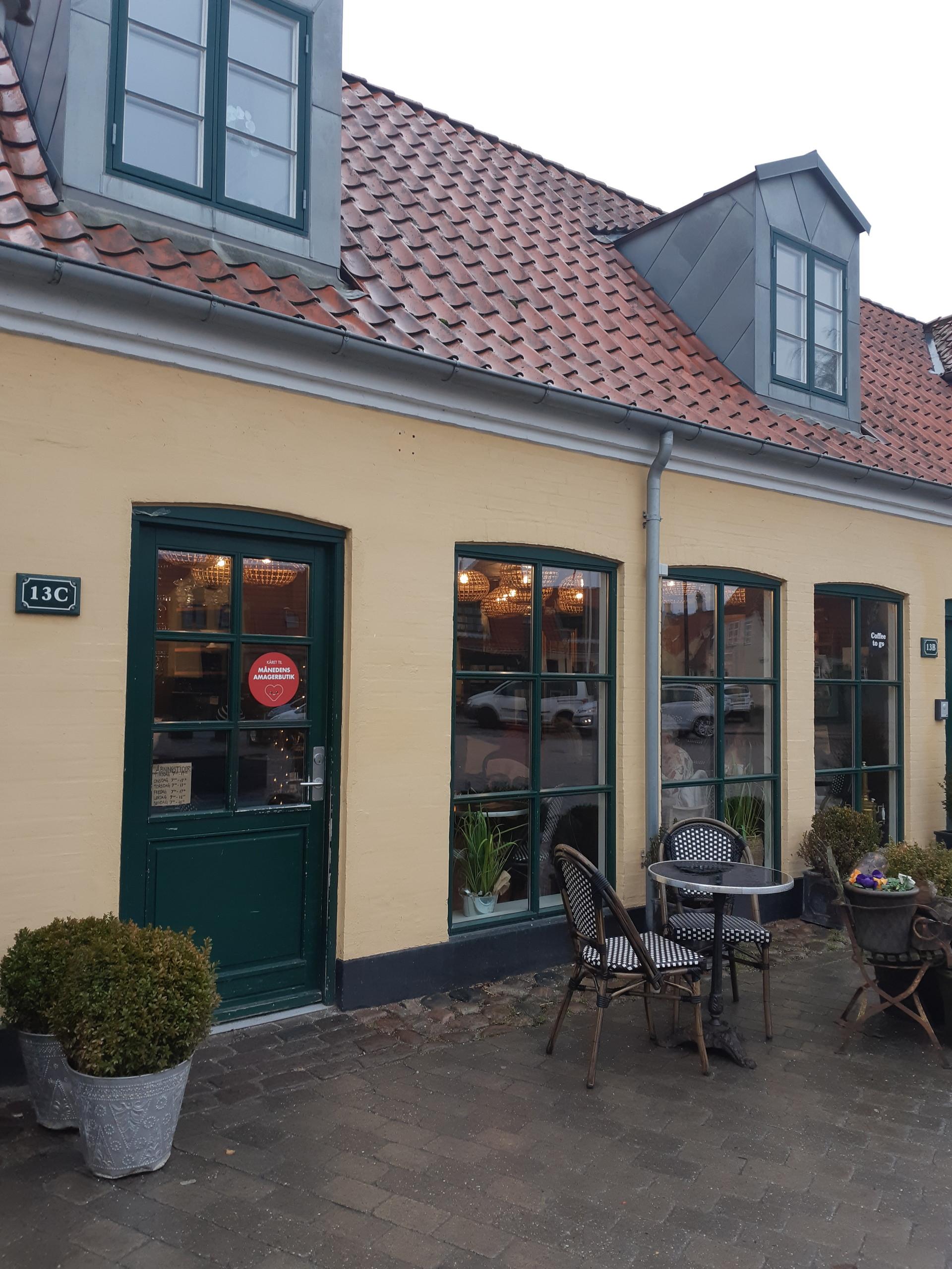 Un lugar muy dulce en Dragør