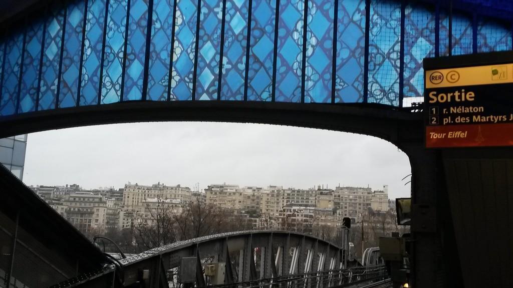 ¡Un lugar emblemático de París, no se lo pueden perder!