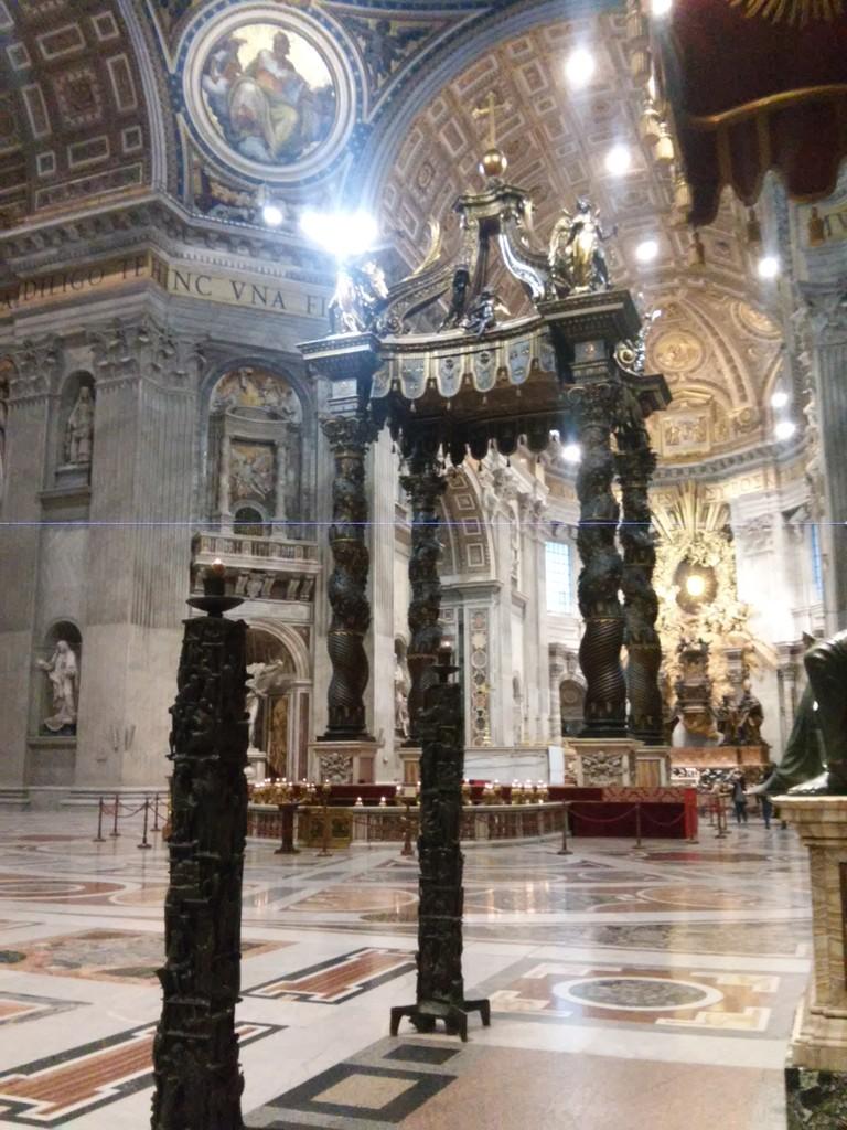 Un lugar impresionante: la iglesia más grande de todo el mundo
