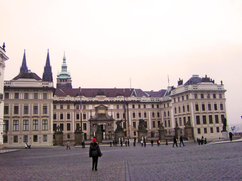 Un magique après-midi d'hiver à Prague