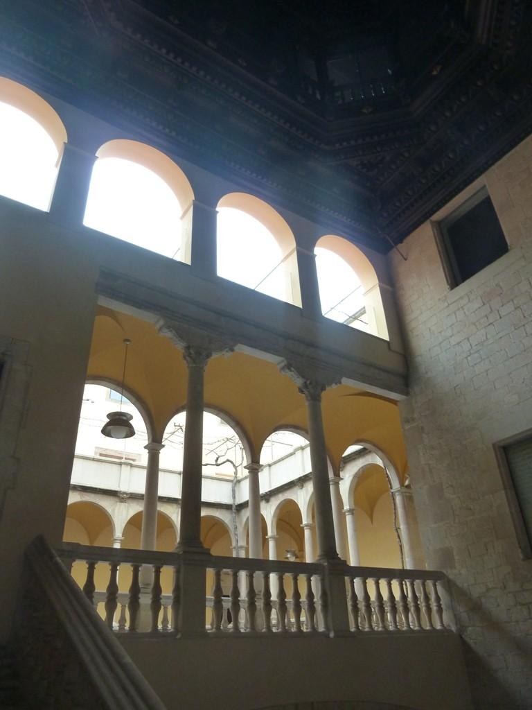Un maravilloso palacio para fotografías