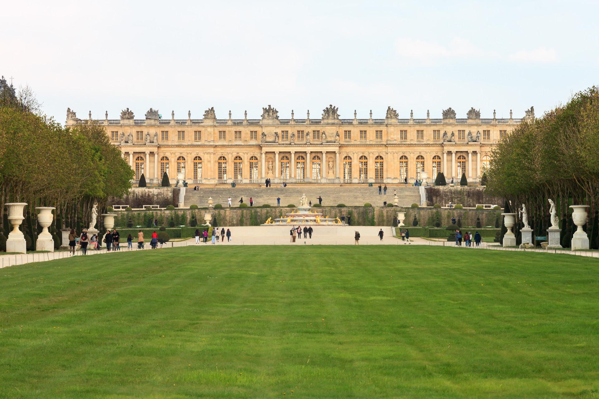 Un año en Versalles