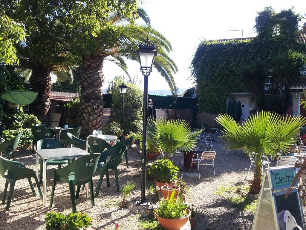 Un oasis apacible en Murcia