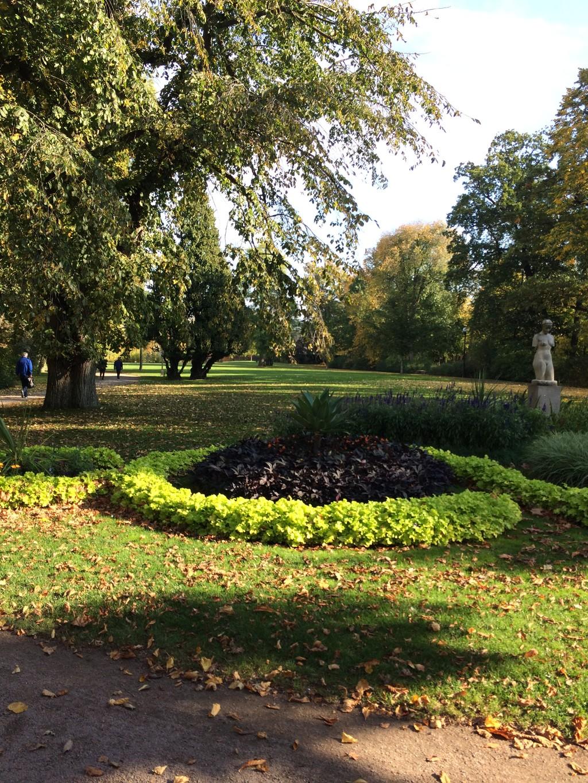 Un parque para disfrutar de la vida