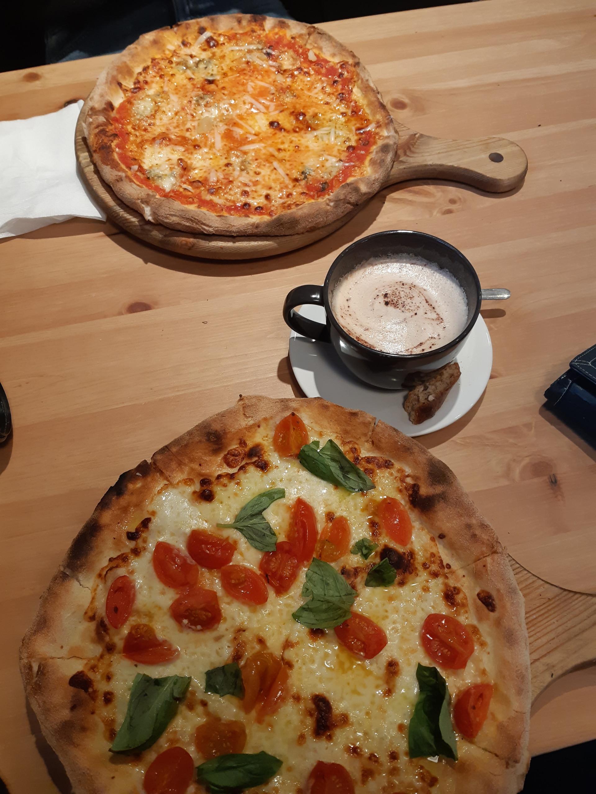 Un pedazito de Italia en Copenhague