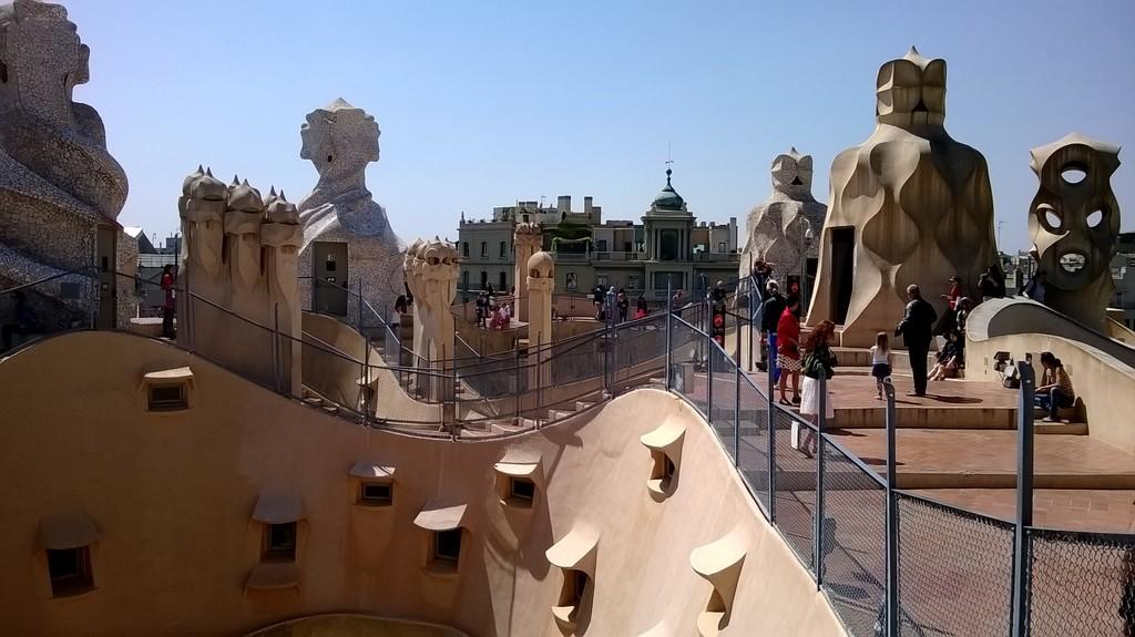 Un poco de Gaudí