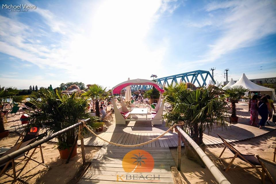 Un posto dove potete godervi il sole, la musica latina, i cocktail... entrata