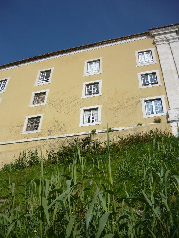 Un precioso monasterio como residencia de estudiantes