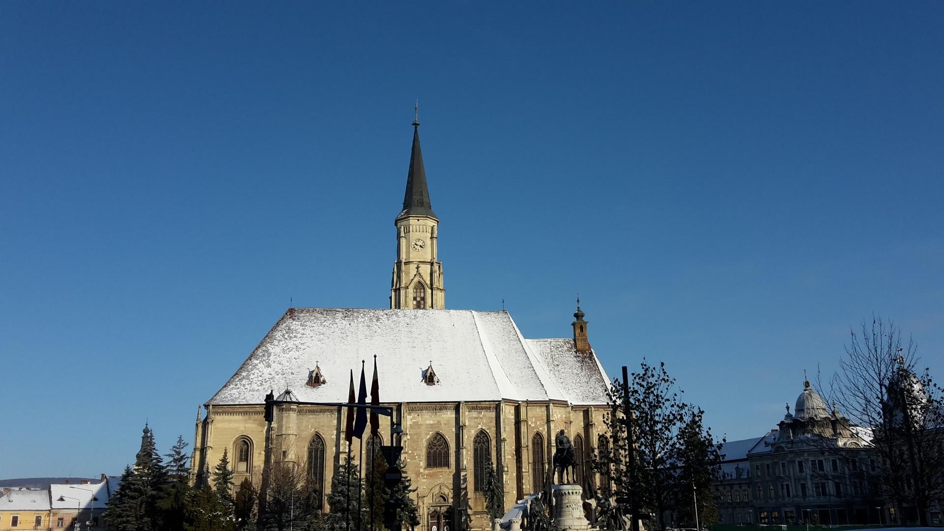 Un semestre à Cluj-Napoca