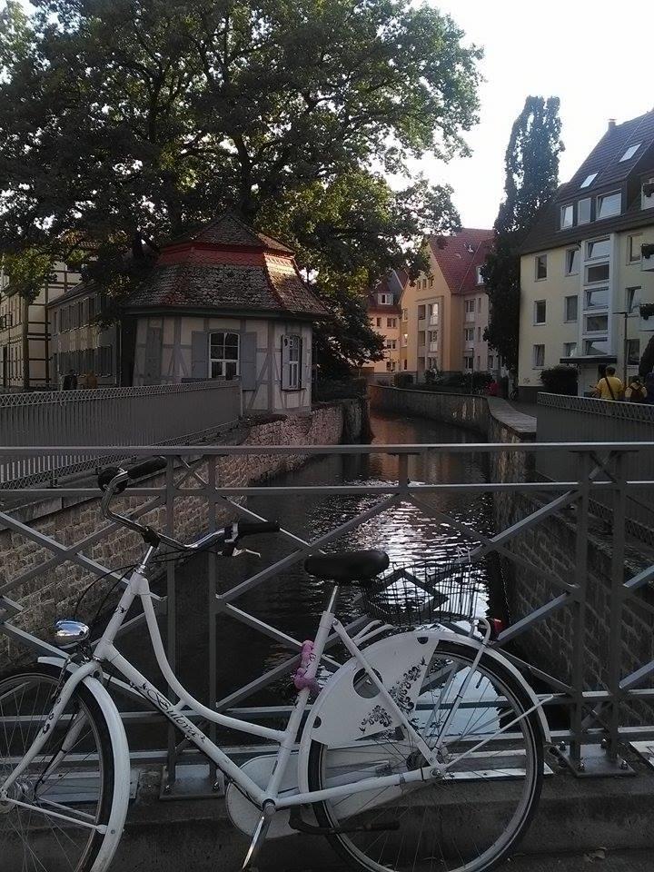 Un semestre de Erasmus en Gotinga