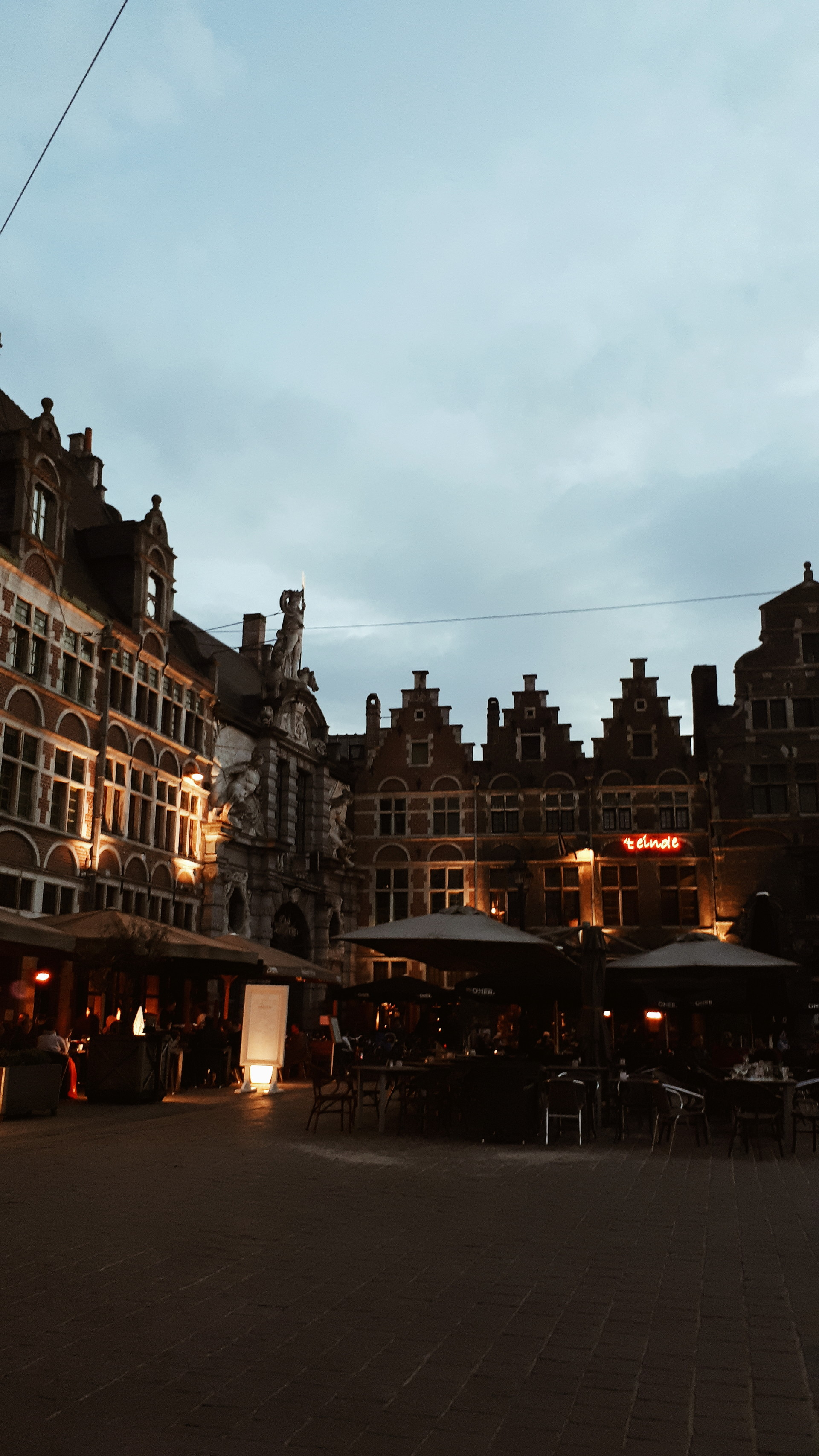 Un tour por Alemania y Bélgica