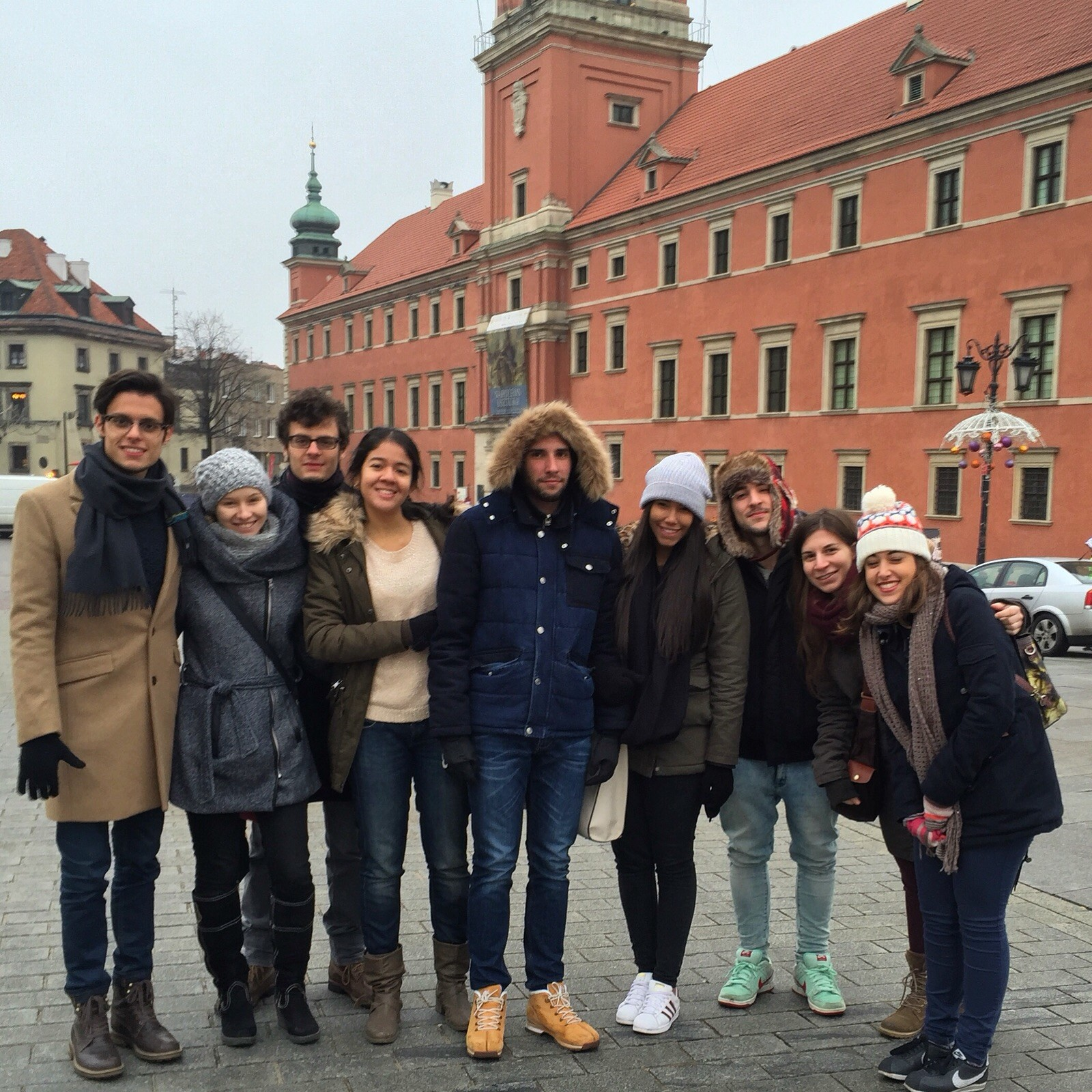 Un week-end hors de Paris et de France - Voyage à Varsovie
