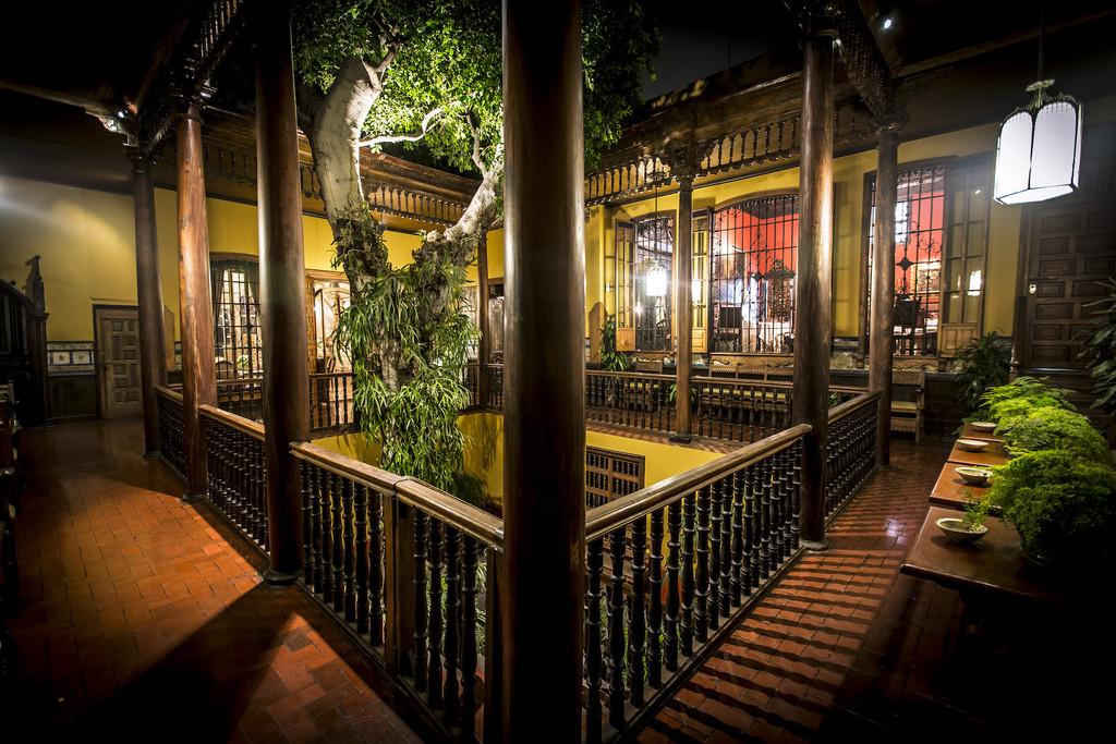 Una casa que pasa de generación en generación en Lima