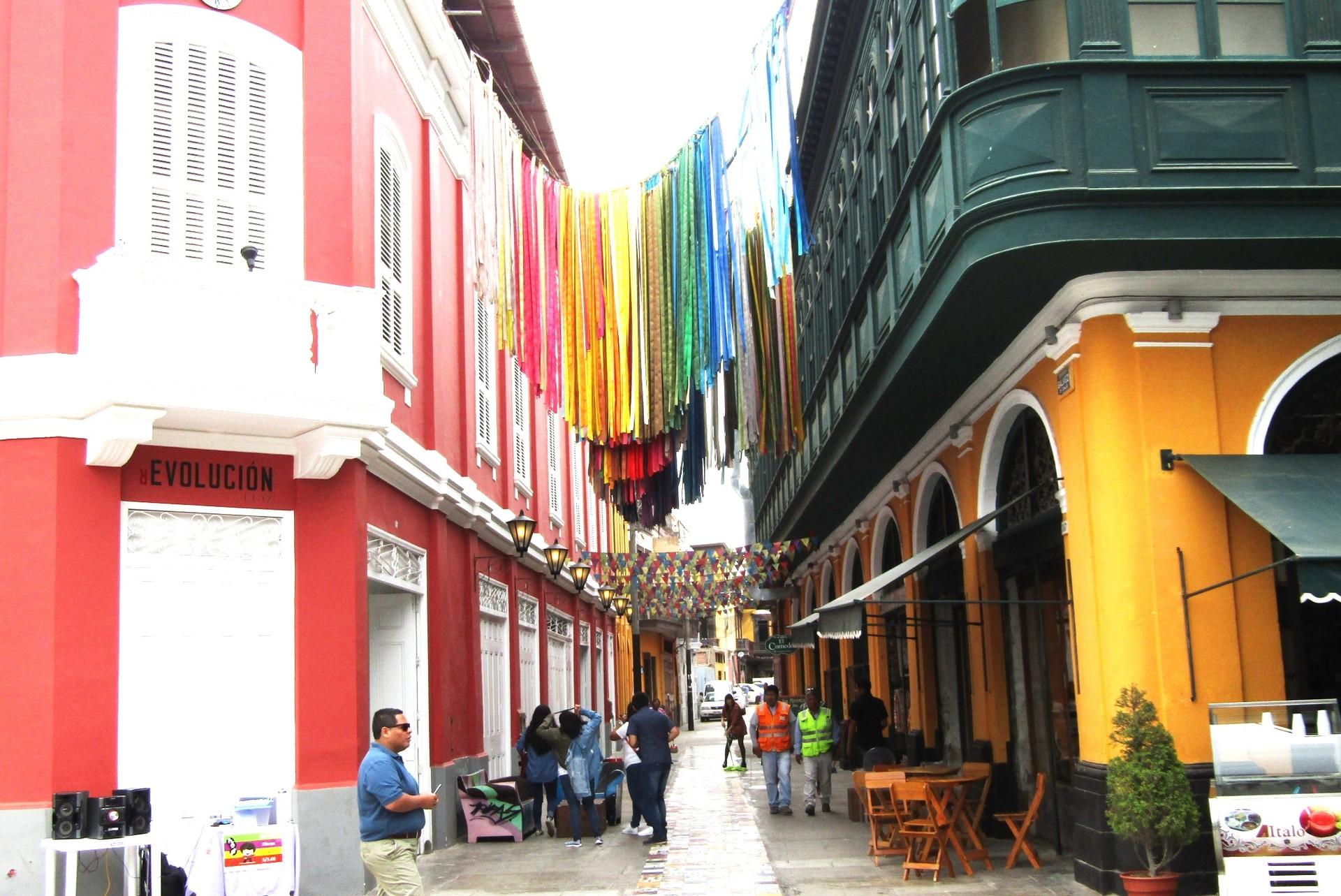 Una escapada veloz al Callao Monumental y el centro de Lima | Blog Erasmus Callao, Perú