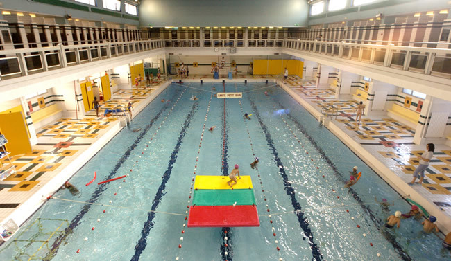 La piscina municipal de garibaldi qu hacer en lyon for Piscine de vaise