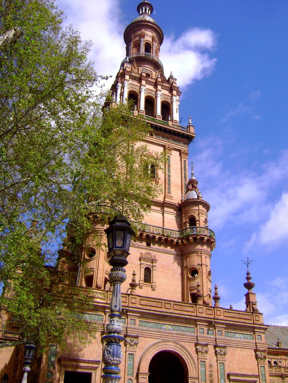 Una verdadera Plaza España