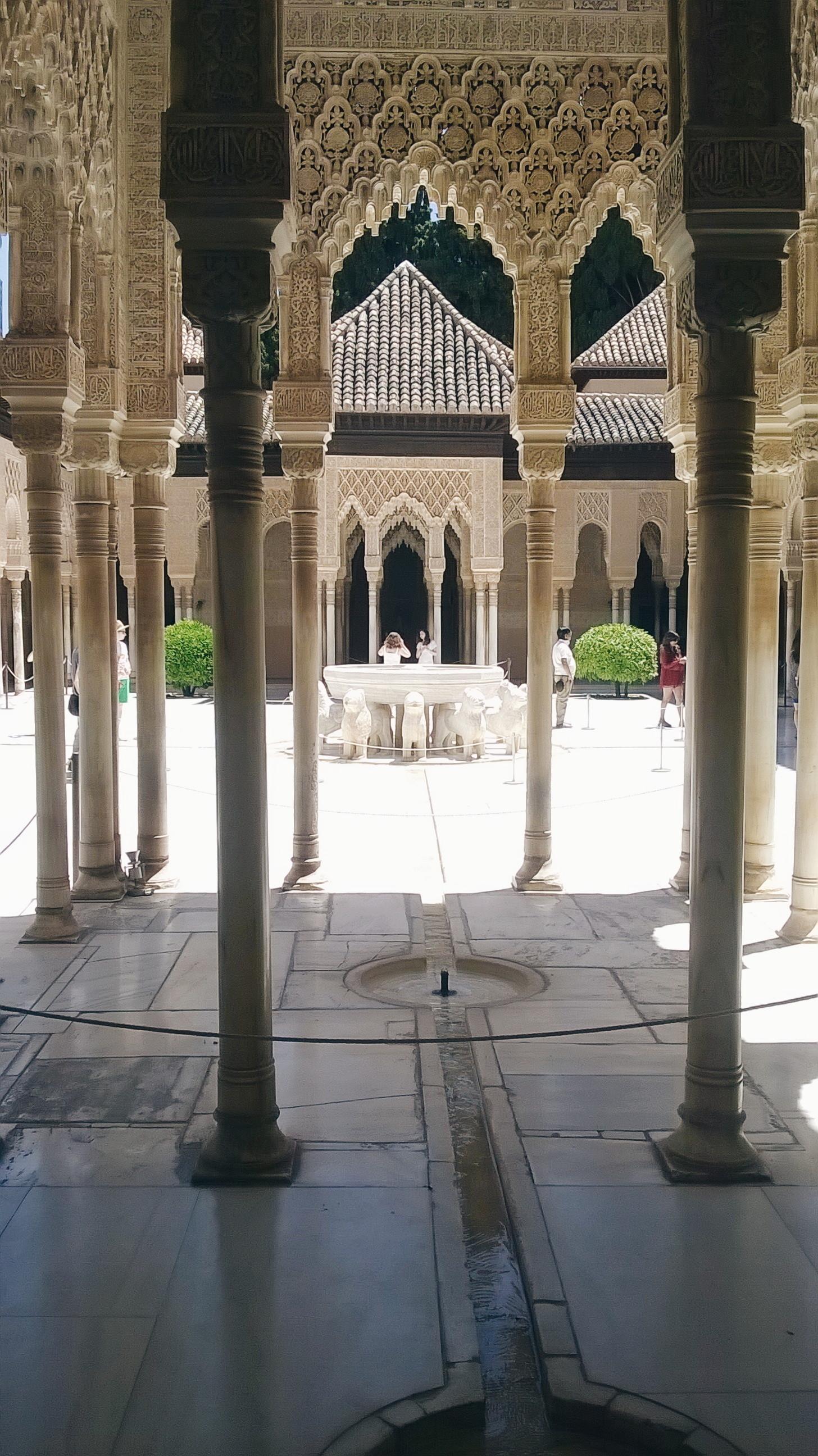 Una settimana in Andalusia: Granada