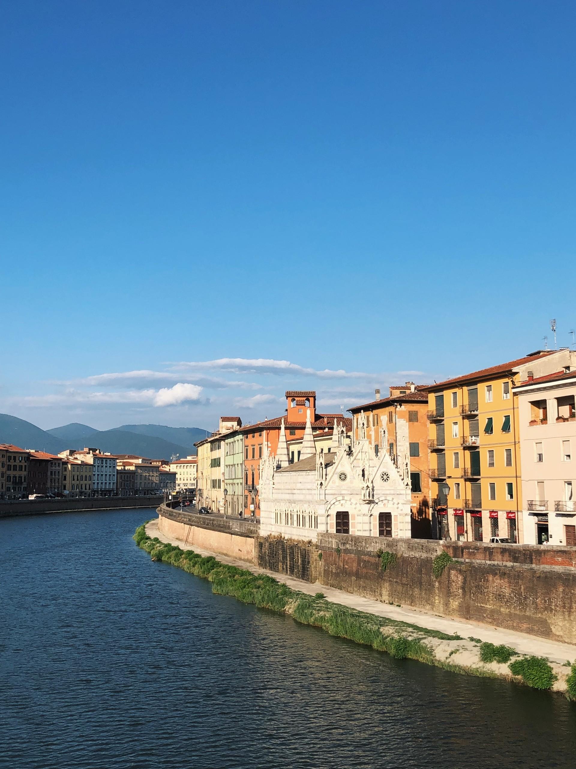 Una tarde en Pisa