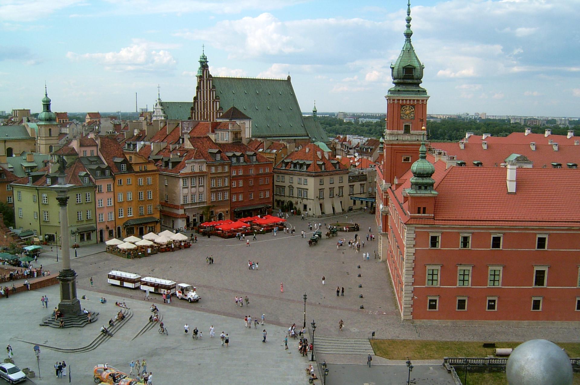 Une ville à tester, pleine de surprises ! Varsovie, Pologne par Martina