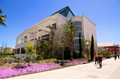 Universidad soleada