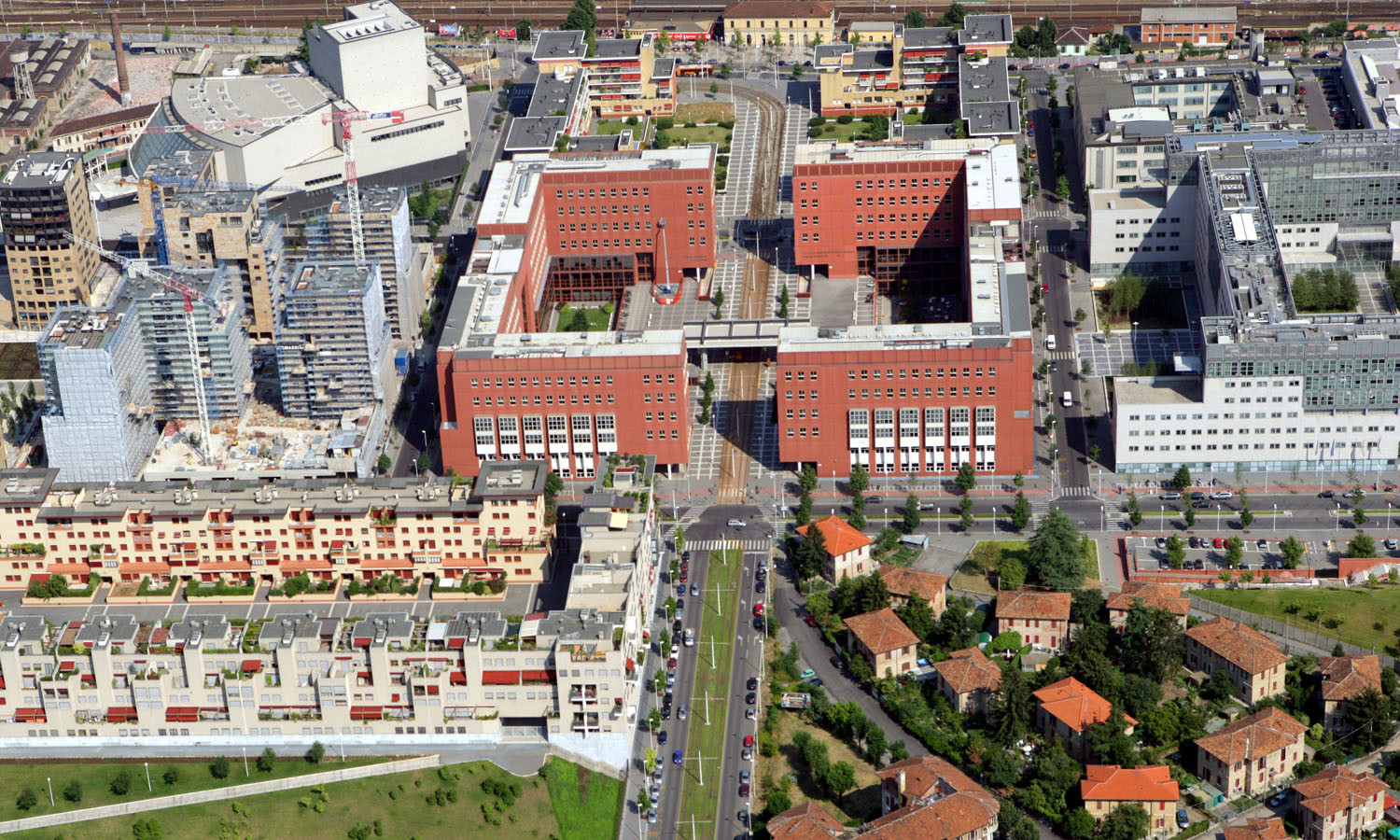 Universit degli studi di milano bicocca residencias for Universita milano