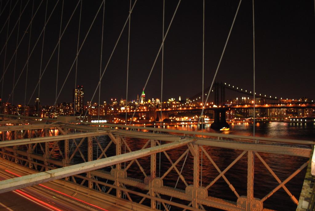 Uno de los puentes más famosos del mundo