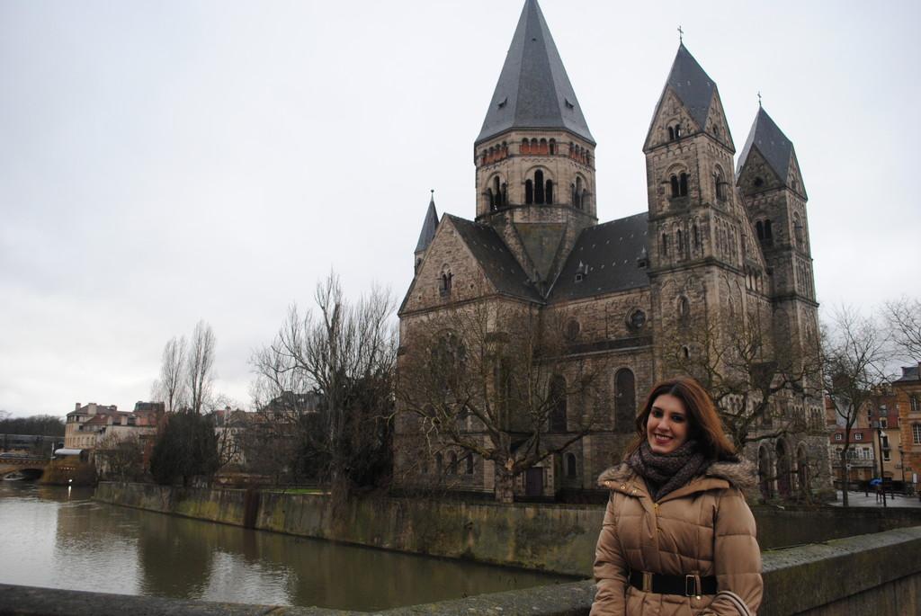 Uno de los templos franceses más bonitos