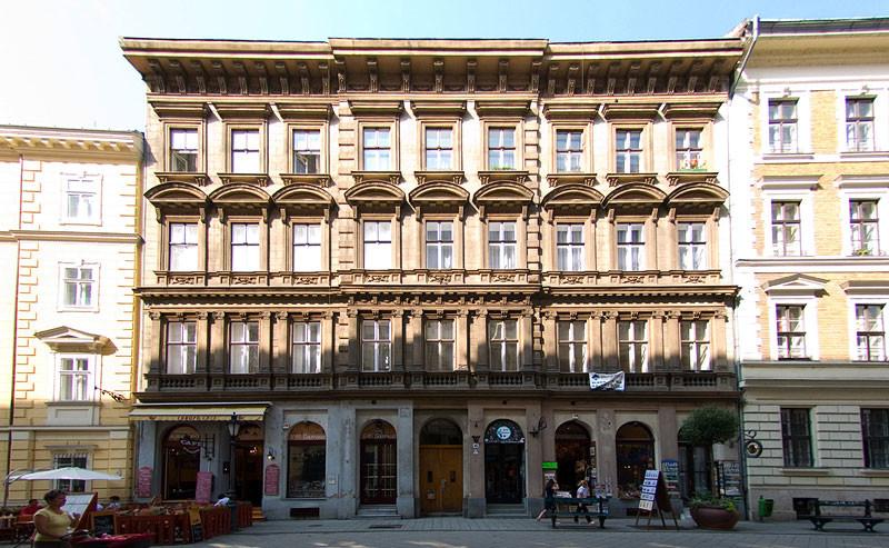 Budapest,  Váci u. 45