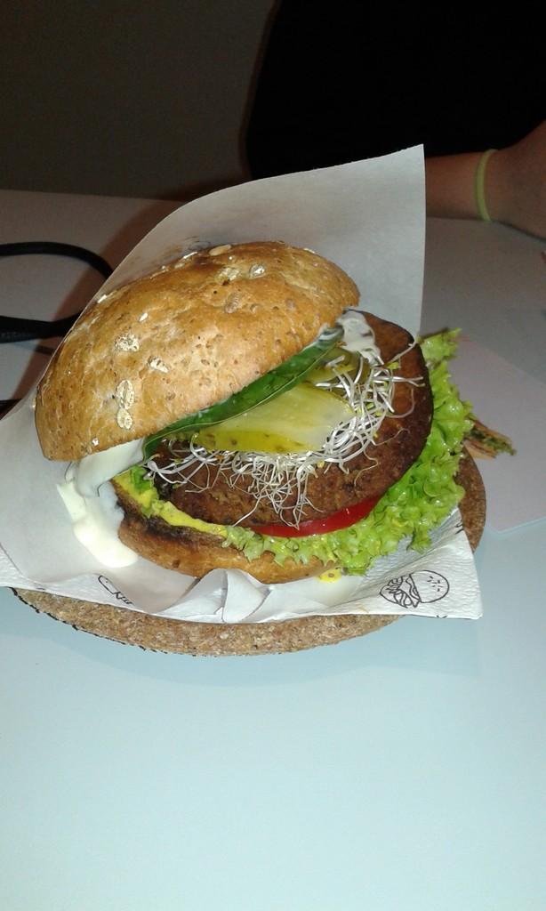 Vegetarianos en Cracovia!