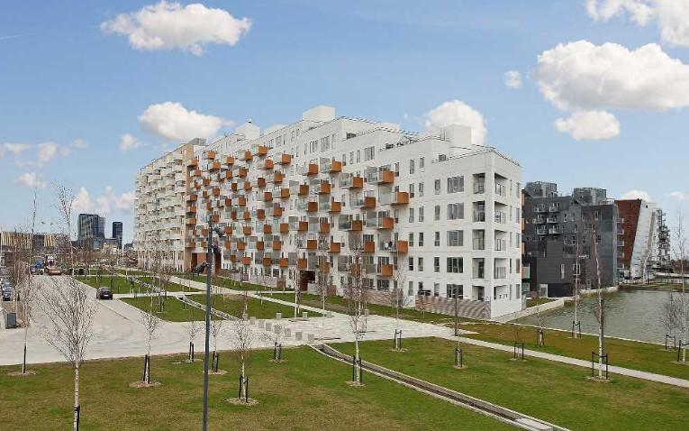 Very attractive 4 rooms apartment in Copenhagen South Area ...