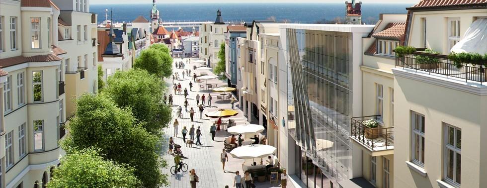 Rooms: Very Modern Large Apartment Sopot Gdańsk For Erasmus 2018
