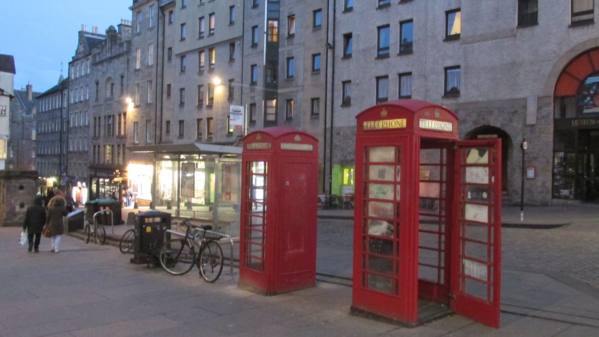 Viaggetto ad Edimburgo