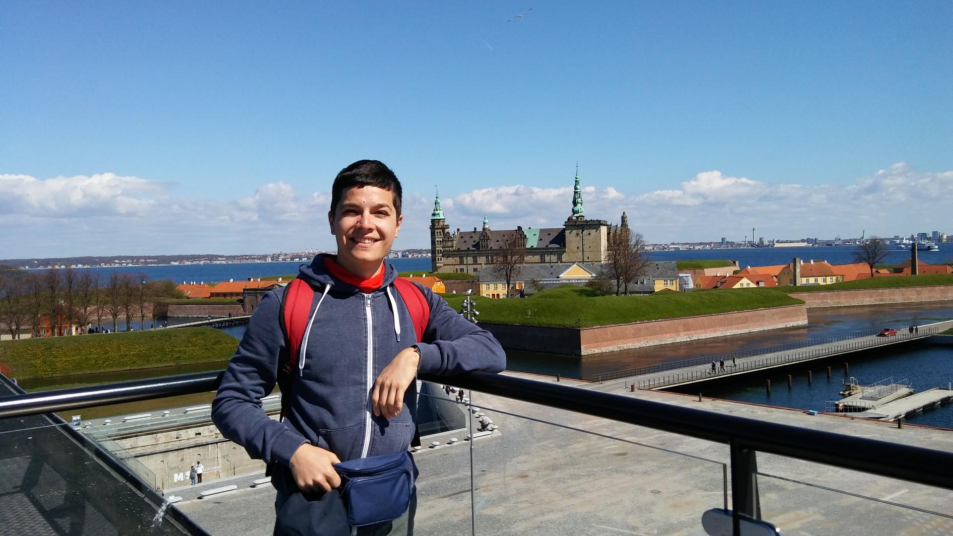 Viaje universitario a Copenhague